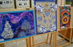 Результаты конкурса по ИЗО и декоративно-прикладному творчеству