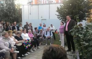Встреча Петра Толстого с жителями района Люблино