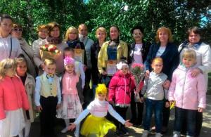 Концерт посвященный Дню защиты детей