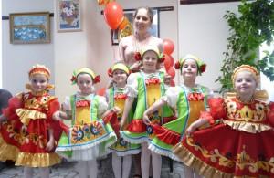 Фестиваль танцевального искусства